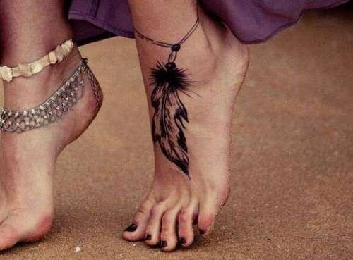 Татуировки и их значение для девушек