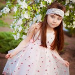 Варианты поз для фотосессии на улице летом для детей