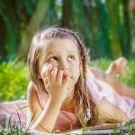 Позы для летней детской фотосессии на улице
