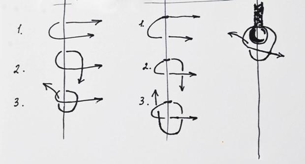 Плетение браслетов шамбала схема с фото