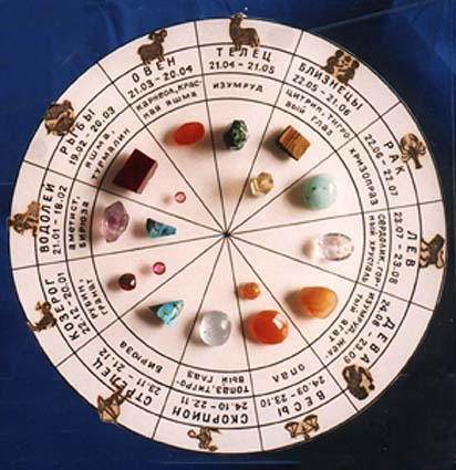 Камни и минералы. Магические свойства камней и минералов