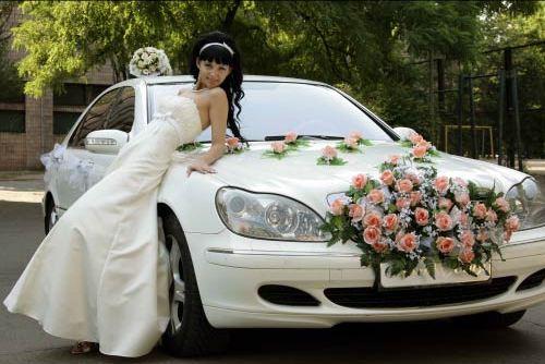 100 к 1 чем украшают свадебную машину