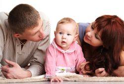как научить ребенка говорить мама папа
